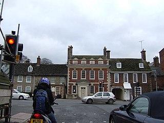 Highworth Human settlement in England