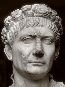 Busto colossale moderno di Traiano | Musei Capitolini