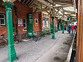 Train at Horstead Keynes (9128796853).jpg