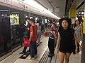 Trajno de limo kun ĉeftero ĉe Ŝenĵeno al la Centro (Honkongo) 21.jpg