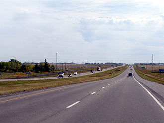 Ministry of Highways and Infrastructure (Saskatchewan) - Trans Canada