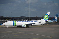 PH-HSC - B738 - Transavia