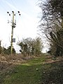 Transformer beside footpath - geograph.org.uk - 1738416.jpg