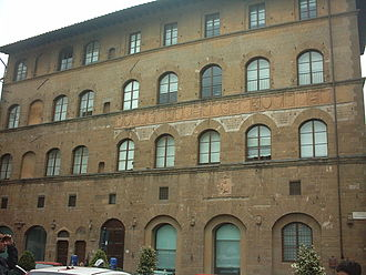 Guilds of Florence - The Tribunale di Mercatanzia