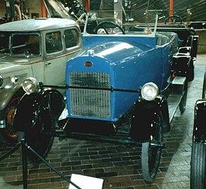 Trojan (automobile) - 1924 Trojan