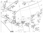 Tropical Storm Fourteen surface analysis 1944.jpg