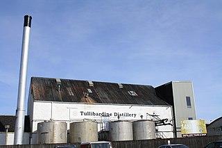 Tullibardine distillery whisky distillery