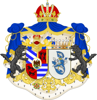 Prince Imperial of Mexico - Image: Tunkl Iturbide coat of arms