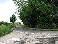 Tunstall Road meets Sandhole Road - geograph.org.uk - 820353.jpg