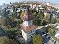 Turnul clopotniţă al Mănăstirii Sfântul Ioan cel Nou.JPG