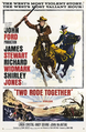 Two Rode Together - 1961 - Poster.png