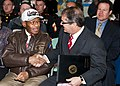 Two Tuskegee Airmen, Two married lives, histories rich with dedication and family values 120214-A--110.jpg