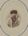 Types of Nationalities in the Turkestan Krai. Cholak-Kazaks. Sarjan Kazakh WDL11026.png