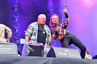 U.D.O. German heavy metal band