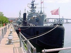 USS Croaker - Image: U.S.S. Croaker