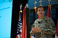 U.S. Army Lt. Gen. Jeffrey W. Talley, the chief of the U.S. Army Reserve and the commanding general of the U.S. Army Reserve Command, delivers remarks during the 2013 U.S. Army Reserve Senior Leader Forum 130819-A-XN107-517.jpg