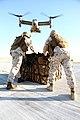 U.S. Marines with Combat Logistics Regiment 2, 2nd Marine Logistics Group, undergo helicopter support team training during Enhanced Mojave Viper (EMV), on Marine Corps Air Ground Combat Center Twentynine Palms 120912-M-KS710-086.jpg