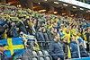 UEFA EURO qualifiers Sweden vs Romaina 20190323 We are blue.jpg