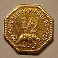 USA, CALIFORNIA GOLD RUSH, GOLD 1852 -HALF DOLLAR a - Flickr - woody1778a.jpg