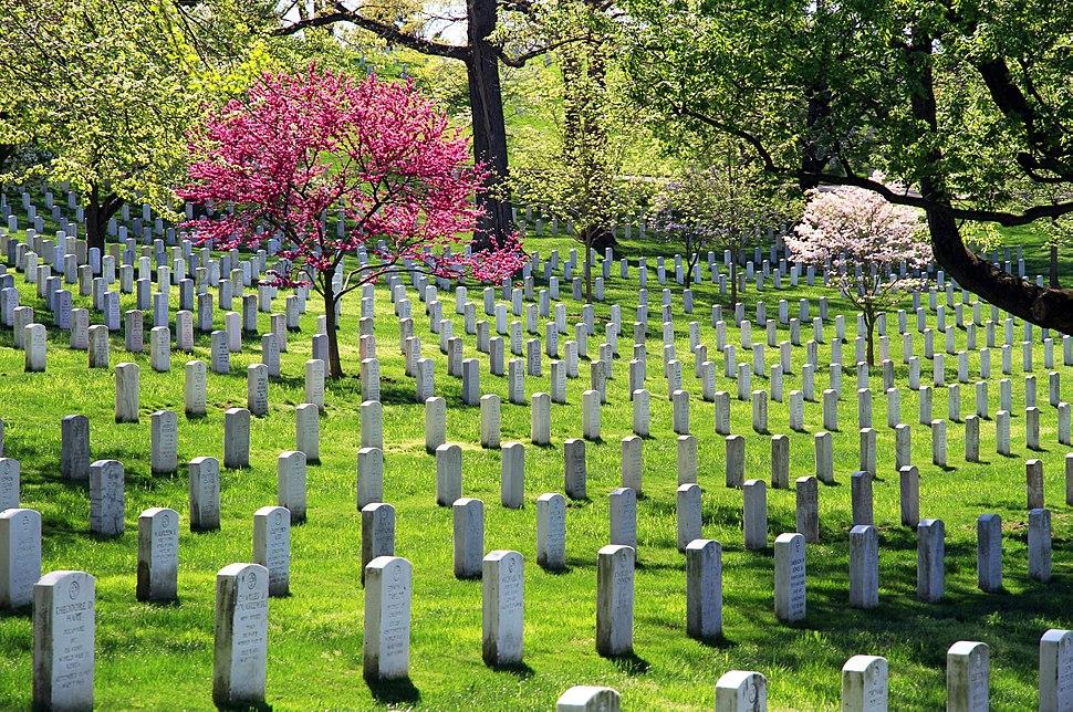 USA-Arlington National Cemetery0