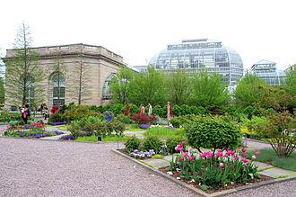 United States Botanic Garden - Main building of the United States Botanic Garden