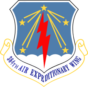 384th Air Expeditionary Wing - 384th Air Expeditionary Wing emblem