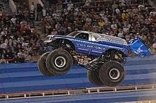 Monster truck - Wikipedia