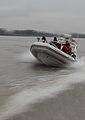 USCG Auxiliarists speeding (6891671290).jpg