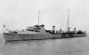 USS Whipple (DD-15) - Image: USS Whipple DD15