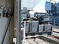USS Hornet (CV-12) elevator no. 3.JPG