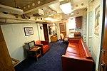 USS Missouri - Executive Officers Cabin (8327941415).jpg