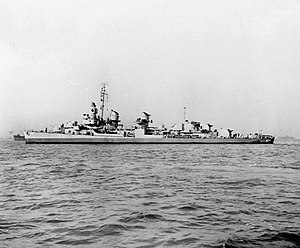 USS Murray (DD-576) underway off Mare Island, California (USA), on 8 January 1945.jpg