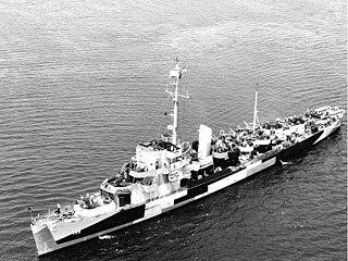 USS <i>Peterson</i> (DE-152)