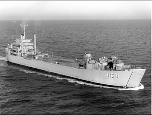 USS Traverse County (LST-1160)