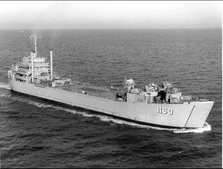 USS <i>Traverse County</i> (LST-1160)