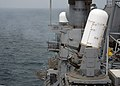 US Navy 040420-N-6433N-012 The guided missile cruiser USS Vella Gulf (CG 72) fires a Close-In Weapons System (CIWS).jpg