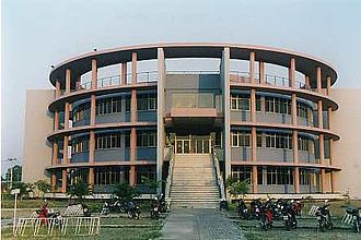 Ubon Ratchathani University - UBU Main library