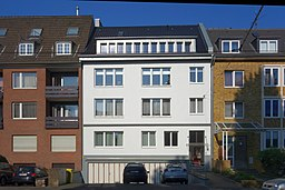 Uhlandstraße in Düsseldorf