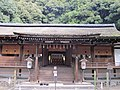 Ujigami Shrine National Treasure World heritage 国宝・世界遺産宇治上神社34.JPG