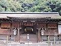 Ujigami Shrine National Treasure World heritage 国宝・世界遺産宇治上神社34.JPG