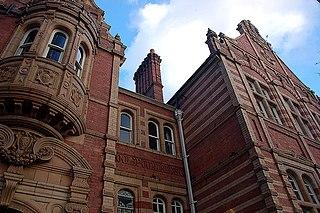 Colstons Girls School Secondary academy in Bristol, England
