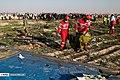 Ukraine Air Boeing 737 Crashes in Southern Tehran 2020-01-08 19.jpg
