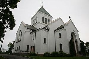 Ullern - Ullern church