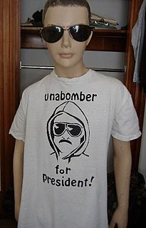 Unabomber for President political campaign
