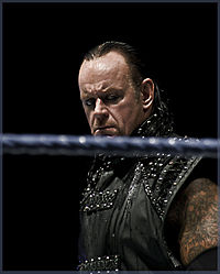 The Undertaker bei einem WWE Event (2010).