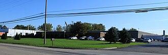 Univar Solutions - Detroit-Romulus Distribution Facility, Romulus, MI
