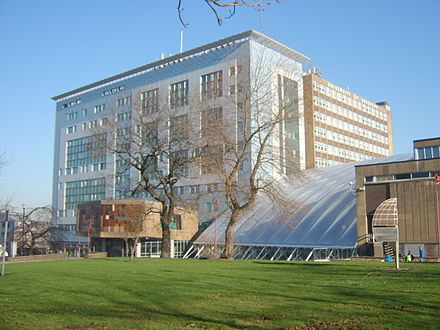University of Bradford University of Bradford Richmond Building.jpg