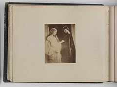 Unknown subject (Mary Ryan and unknown man) c.1867 (7643237214).jpg