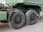 Ural-377 S, 12. Internationales Maritimes-Fahrzeugtreffen, Ribnitz-Damgarten ( 1060597).jpg