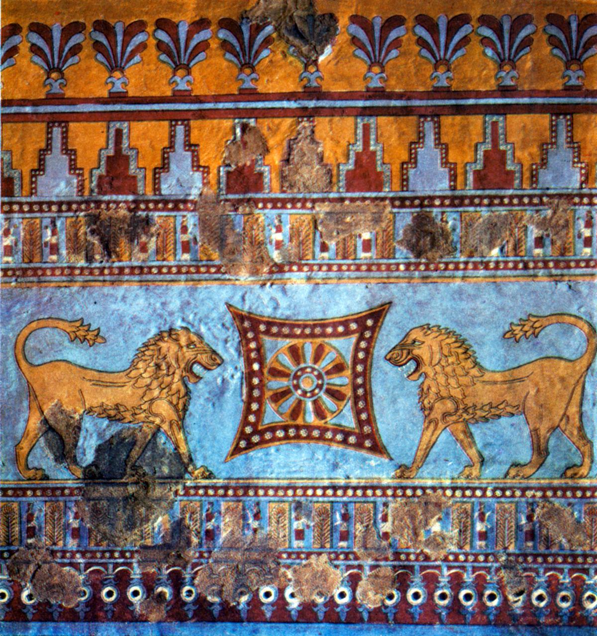 Senoves armenu dainius